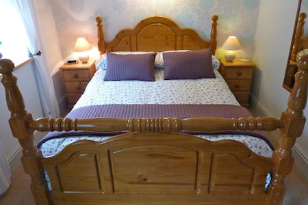Beautiful Brecon Beacons B & B Stay - Bed & Breakfast