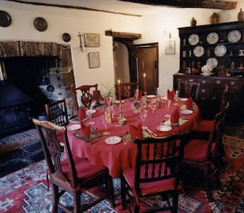 (Pink) Double bedded  - Bed & Breakfast