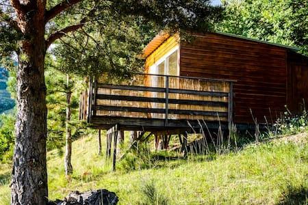Les Cabanes de La Vigière (St Honorat) - Cottage