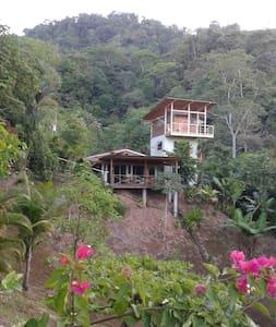 Ocean Side Studio with Kitchen, Queen bed - Bahía Ballena