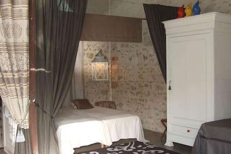 La Maison Salée, chambre d'hôtes  - Bed & Breakfast