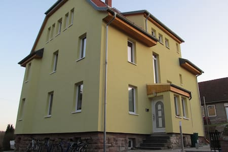 Ferienwohnung Rhön Rennsteig - Huis