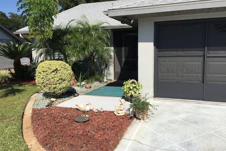 Lovely Florida Getaway - Avon Park - House