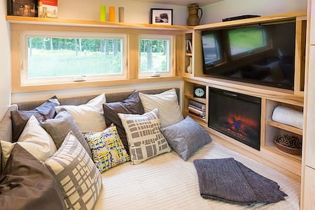 Luxury Tiny Home (Trailer @ Florida Keys) - Camper/Roulotte