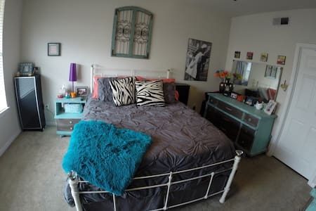Cozy Master BR in SoCo-Walk to ACL!