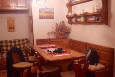 Delizioso appartamento al centro di  Monte Livata - Apartment