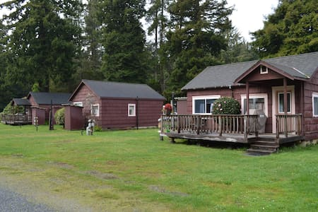Sylvan Harbor Cabin 3 ~ 1 bedroom - Trinidad - Cottage