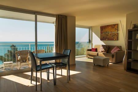 Appartamento con spiaggia privata per 3 persone - Sori - Apartment