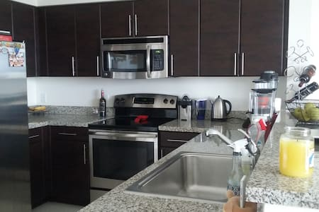 Room in Quiet Apartment; Private Bathroom - Miami - Apartamento