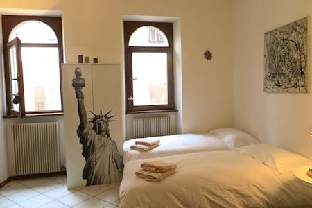 In the hearth of downtown Trento - Apartment