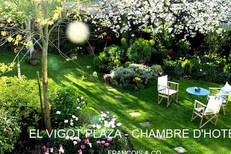 EL VIGOT PLAZA -B&B- - Caen - Bed & Breakfast