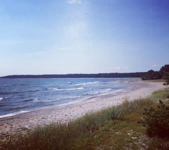 Sommarstuga på Gotland (Gammelgarn) - Katthammarsvik