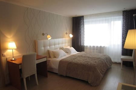 Апартаменты с видом на Волгу - Saratov - Apartment