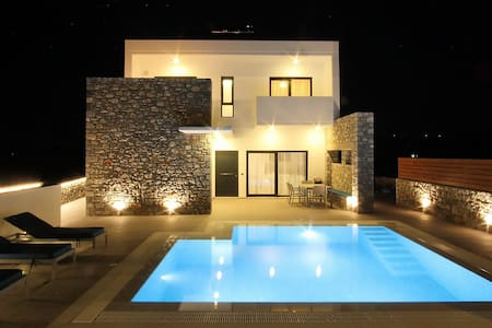 Villa Romeo - Prasonisi Villas - Kattavia - 别墅