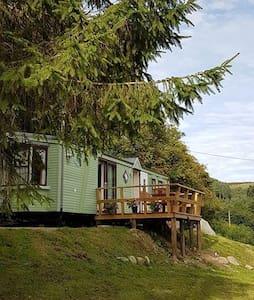 Clywdian Caravan - Casa de campo