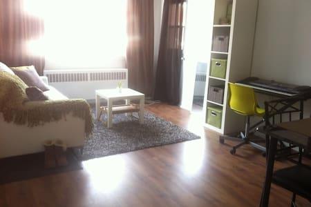 Bel appartement à louer + parking - Trois-Rivières