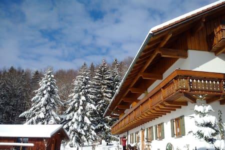 5 Sterne Wohnung Siebensteinkopf mit Südbalkon - Spiegelau - Wohnung