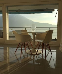 Apartment with breathtaking views - Apartmen