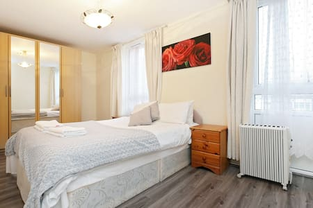 Lovely flat central London
