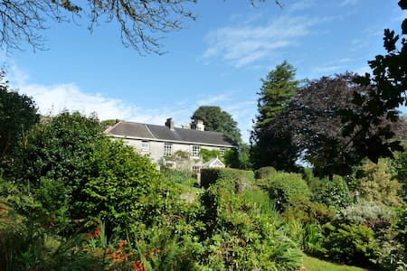 Lovely Dartmoor B&B: The Blue Room - Aish
