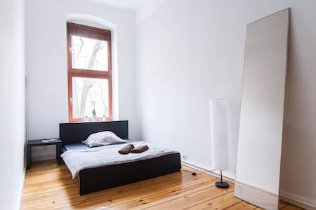 COSY ROOM 15MIN TO X BERG,MITTE&TXL - Wohnung