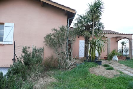 house 15 minutes city TOULOUSE