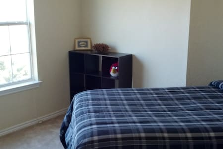 Private room in beautiful apartment - Wichita Falls - Apartemen