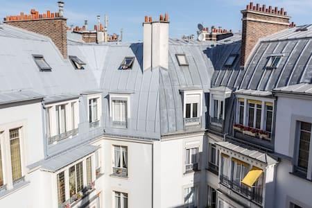♫Central Paris Rooftop HiTech Room♫