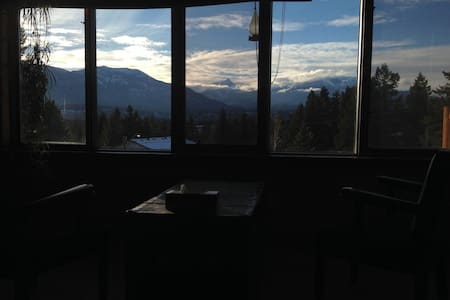Mountain View Escape- Kootenays - Invermere - House