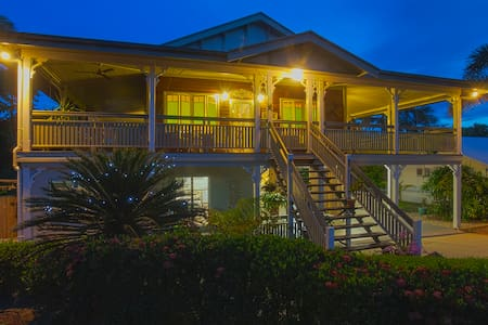 Driftwood BnB Mission Beach D/Queen - Mission Beach - Bed & Breakfast