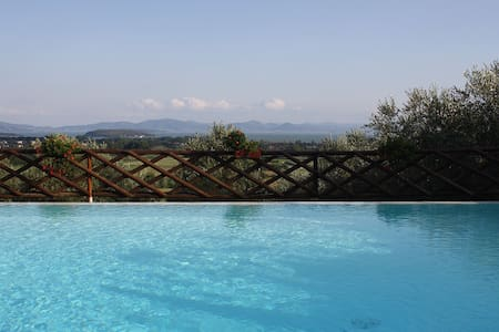 romantic dwelling lake view - Tuoro sul Trasimeno - Apartment