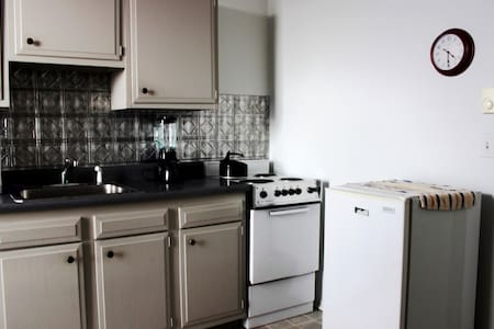 Flatiron Unit Near MCLA & MassMOCA - North Adams - Appartement