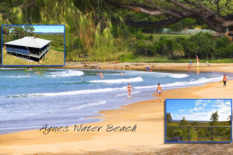Fabulous surf beach just 5mins away.