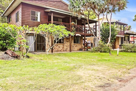 Beach House in National Park. - Diggers Camp