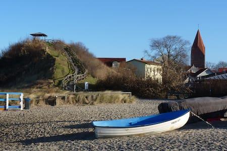 Ferienwohnung a.d.Ostsee (400 m) !! - Rerik