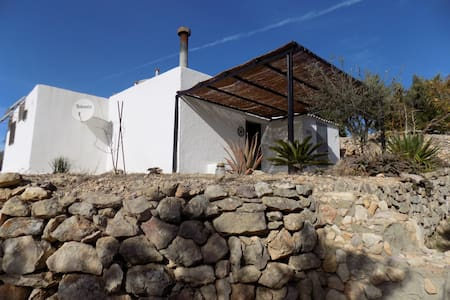 Eco-house, set in peaceful olive groves. - Dom