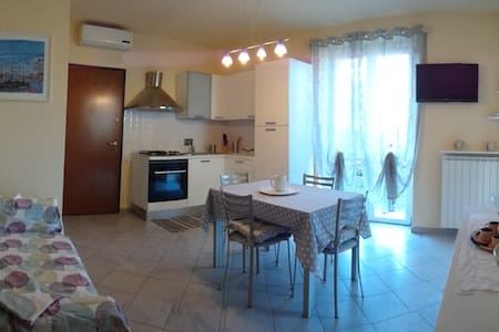 Apartment with wide garden - Lejlighed