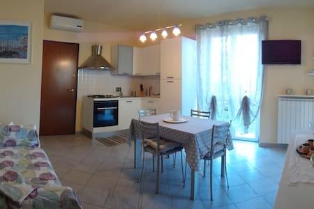 Apartment with wide garden - Apartamento