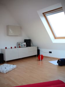 Stylish studio, only 10 km to fair - Bed & Breakfast
