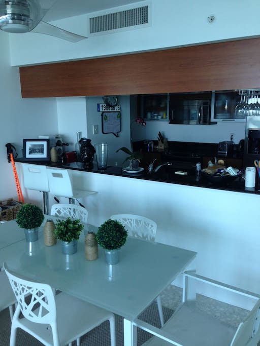 Kitchen - Dining Table