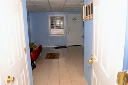 Private location with private entrance. - Dix Hills