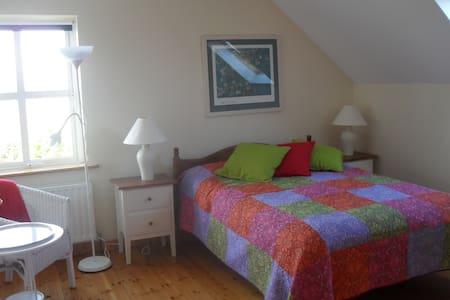 Spacious, cosy en-suite double room