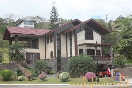 TAGAYTAY VACATION HOUSE - Casa