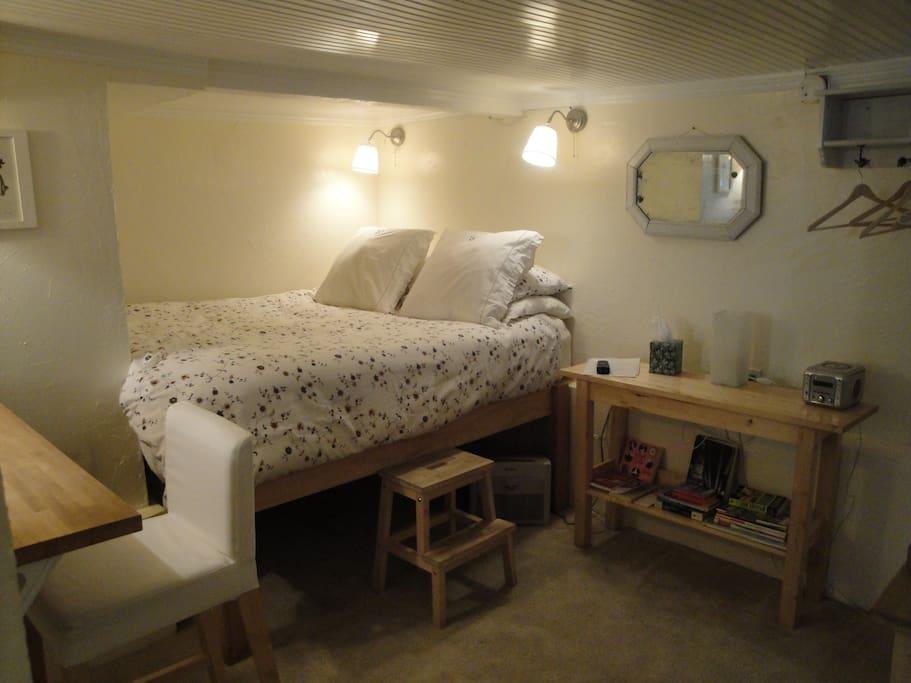 Raised Luxury Loft Bed