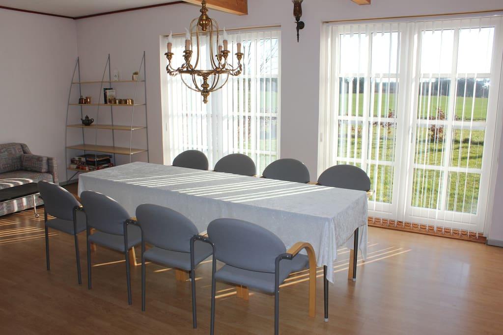 Etværelses lejlighed med udsigt - Appartements à louer à Lejre