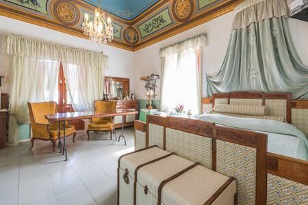 Camera Giuliana vista mare a Salina - Villa