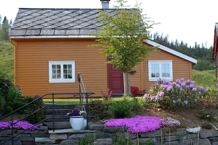 Farmholiday Vetlemyrane, Hardanger - Cottage