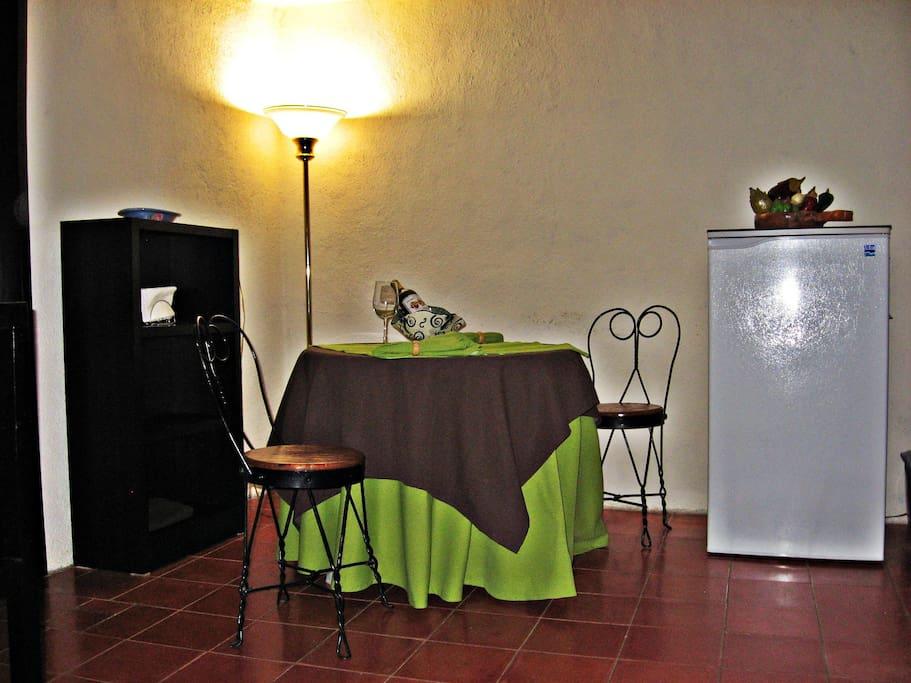 Limon Real Apt - Casa La Hacienda