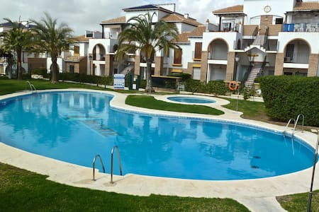 Al Andalus Hills-2B apartment, winter heated pool. - Pis