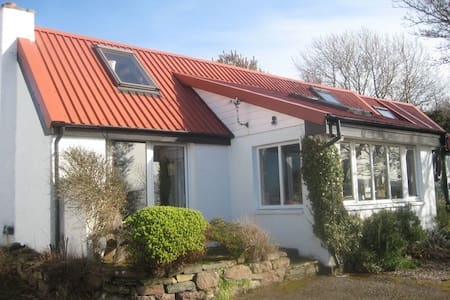 Cosy Steading - Stunning Sea Views - Achiltibuie - Casa